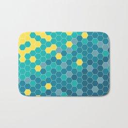 Bee Beach Bath Mat