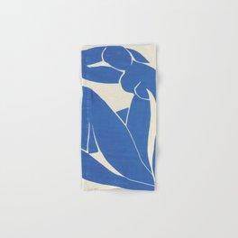 Blue Nude by Henri Matisse  Hand & Bath Towel