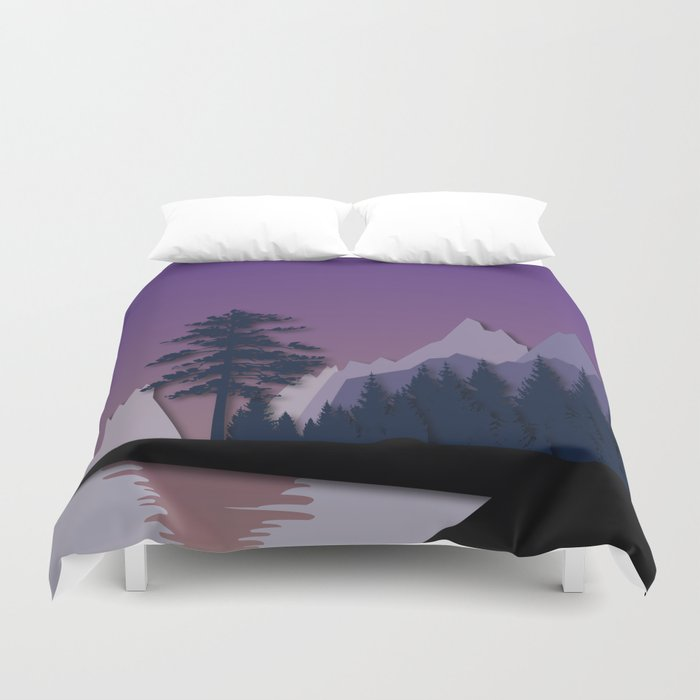 My Nature Collection No. 25 Duvet Cover