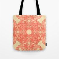 wild things Tote Bags featuring Wild Things by monasita