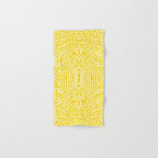 Radiate - Freesia Hand & Bath Towel