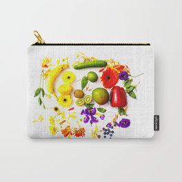 explosion of colour #society6 #decor #buyart Carry-All Pouch