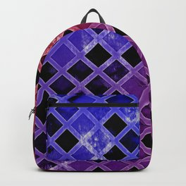 Abstract Geometric Background #5 Backpack
