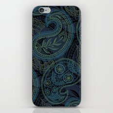 Paisley and Undines iPhone & iPod Skin