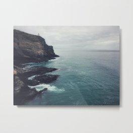 Taiaroa Head Lighthouse Metal Print