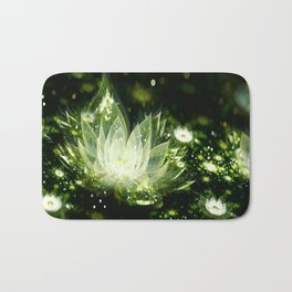 3D Lotus Flower Bath Mat