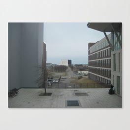 UMASS Canvas Print