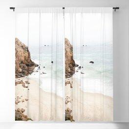 Malibu California Beach Blackout Curtain