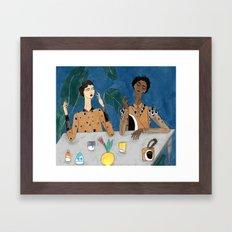 Maki-Oh!  Framed Art Print