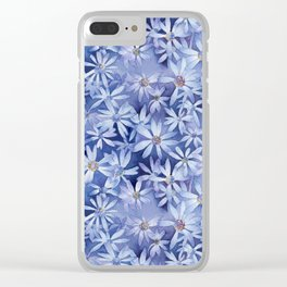 Shasta Daisies Clear iPhone Case