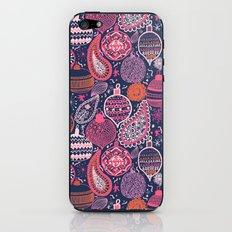 Bohemian Christmas iPhone & iPod Skin