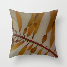 kelp Throw Pillow
