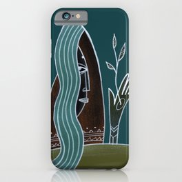 Mother Nature Art iPhone Case