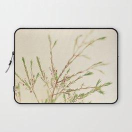 Waxflower Laptop Sleeve