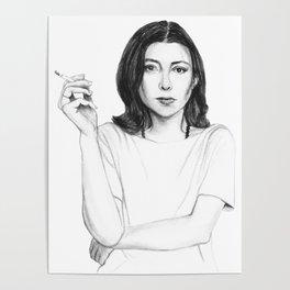 Joan Didion Poster