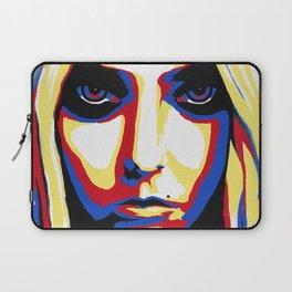 Taylor Momsen II Laptop Sleeve