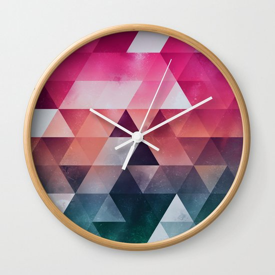 ryzylvv Wall Clock