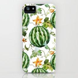 Melon Pattern 05 iPhone Case