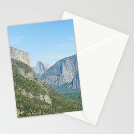 Love these mountains Stationery Cards