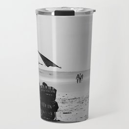 Basking in the Good Life Travel Mug
