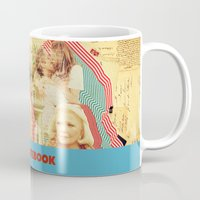 notebook Mugs featuring The Notebook - Nick Cassavetes by Smart Store