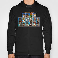 Street Fighter Player Select Hoody