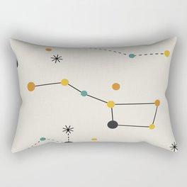 Ursa Major & Ursa Minor Rectangular Pillow