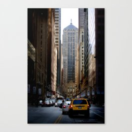 Lasalle Reverie Canvas Print
