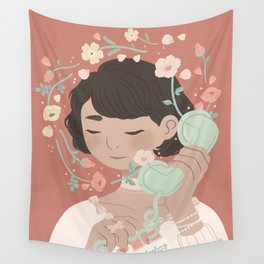 sweet nothings Wall Tapestry