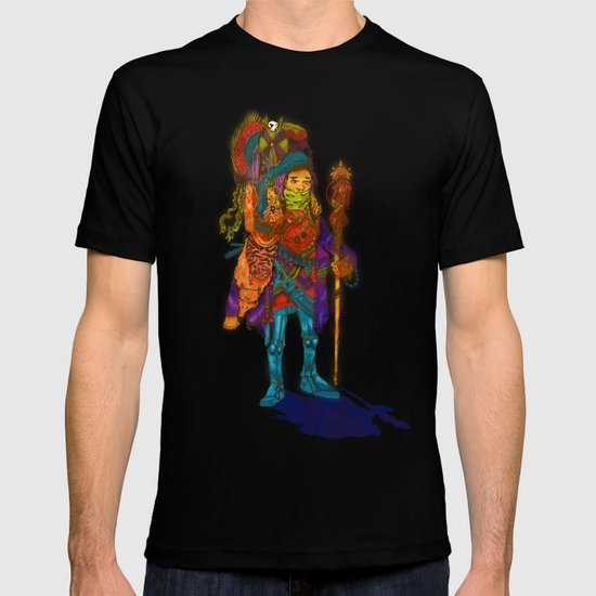 Nomad Funk Legs Robo Sandal Brother T-shirt