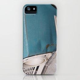 Vintage Ride iPhone Case