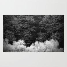 The Forest Keeps Secrets Rug