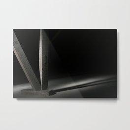 attic Metal Print