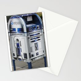 R2D2 Mail Box II Stationery Cards