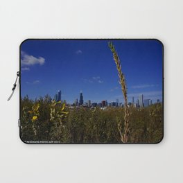 Chicago, the Prairie City (Chicago Northerly Island) Laptop Sleeve