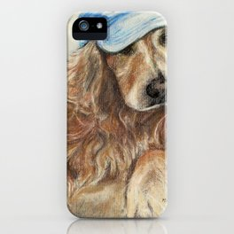 Butter iPhone Case