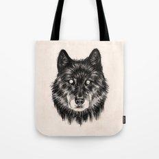 Moon Eyes Tote Bag