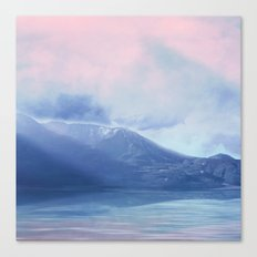 Pastel vibes 60 Canvas Print