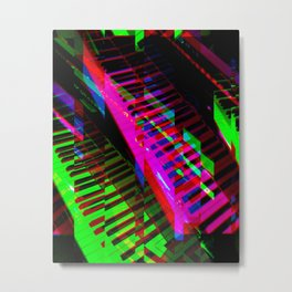 Choppedsticks Metal Print