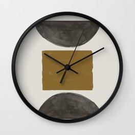 Life Balance Wall Clock