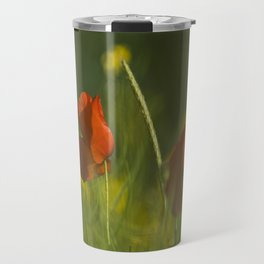 Perfect Poppy 2 Travel Mug