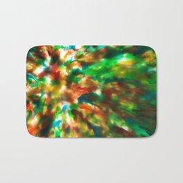 Tie Dye Recycle #preciousplastic Bath Mat