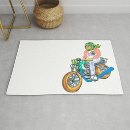 Costume Motorcycle Series | Rik Rug