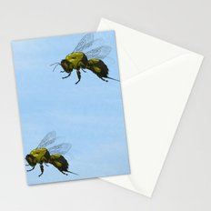 Flight of the Bumblebees Stationery Cards