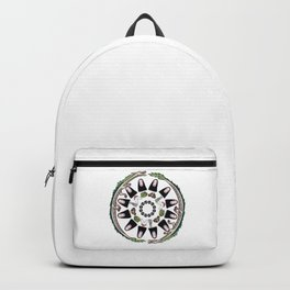 SPIRITED AWAY MANDALA Backpack