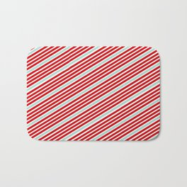 Carnival Stripes Bath Mat