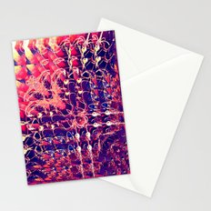 07-27-13 (Chandelier Glitch) Stationery Cards