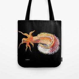 Pompeii worm Tote Bag