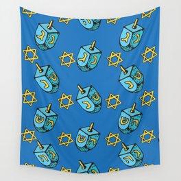 Hanukkah Wall Tapestry