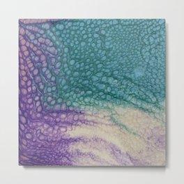 Colored Cube #2 B Metal Print